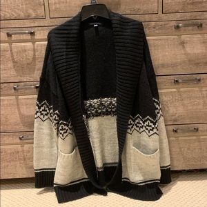 Urban outfitters winter cardigan